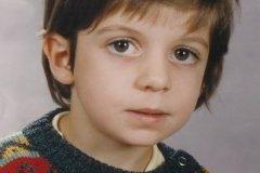 Maxime à 3 ans