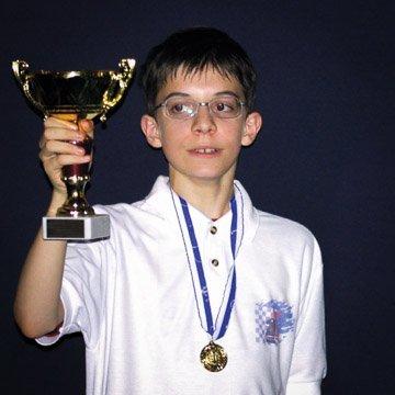 Vice Champion du Monde jeune en 2003