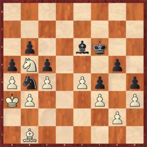 Position après 52.Fb1