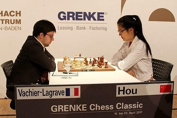MVL - Hou Yifan [ Photo Georgios Souleidis