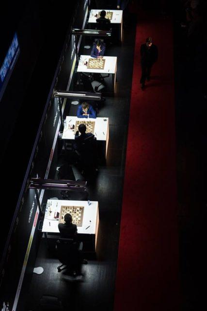 """La salle de concert, hôte des 3 dernières rondes (Photo : site officiel, <a href=""""http://www.norwaychess.no"""">http://www.norwaychess.no</a>)"""