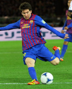 Lionel Messi | Photo CC BY-SA 2.0 Christopher Johnson