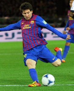 Lionel Messi | Photo CC BY-SA 2.0 Christopher Johnson