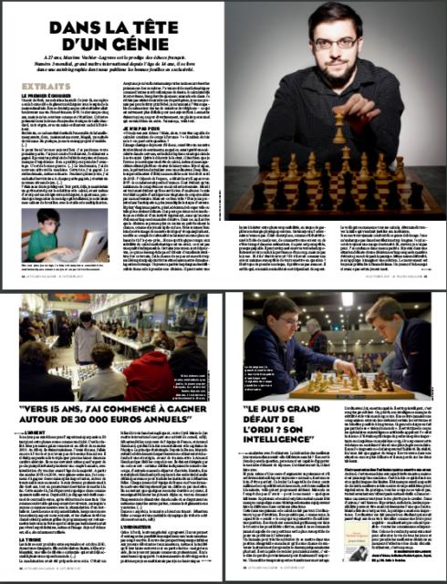 MVL dans le Figaro Magazine