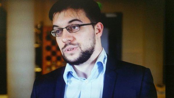 Interview après la victoire contre Inarkiev