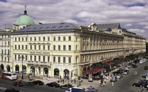 Grand Hotel Europe (Saint Petersbourg)