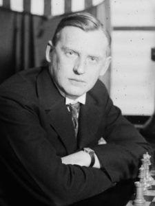 Alexandre Alekhine By George Grantham Bain Collection (Library of Congress) [Public domain], via Wikimedia Commons