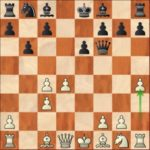 Aronian-Ding, R1; 8.h4!, an excellent novelty.