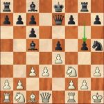 Aronian-Kramnik, R3; with a quick …Rg8 and …g5, black took over the initiative right out of the opening.