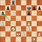 Ding Liren-Aronian, R8 ; neither will Ding manage to win this pawn up endgame.