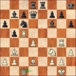 Grischuk-So, R2 ; all white pieces are looming towards the black king !