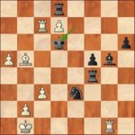 Kramnik-Caruana, R4; the endgame is still complex but white is not far from winning.