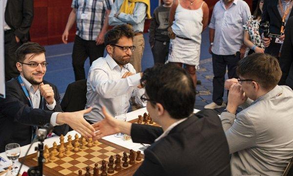 The beginning of a long weekend… (Photo: Maria Emelianova/Chess.com).
