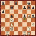 Karjakin-Mvl, ronde 4; 24…f4?! est trop ambitieux.