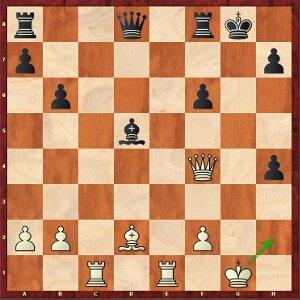 Mvl-Anand, ronde 21 ; 25.Rh2! aurait été décisif.