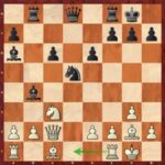 Mvl-Aronian, round 5; 13.Rd1?! was not supposed to be on the agenda!