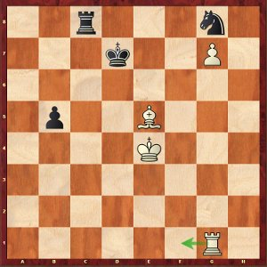 Après Tf1-f8, les noirs sont complètement paralysés.