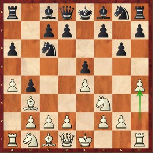 Mvl-Mamedyarov, round 7; 6.a4 and 7.h4….