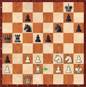 Mvl-Nakamura, ronde 5 ; les blancs sont un petit peu mieux.