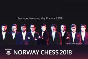 Norway chess 2018