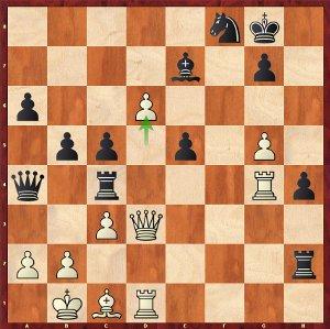 Aronian-Mvl, Ronde 8 ; une partie dramatique !