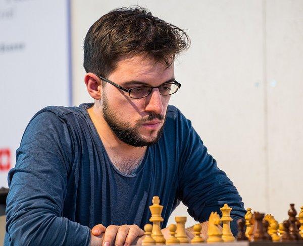 Concentré… (Photo: Simon Bohnenblust / Biel Chess Festival).