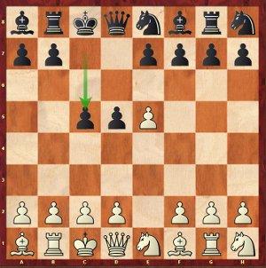 Topalov-Kasparov, Partie 12. Un champion comme Kasparov peut commettre une faute au 2e coup!