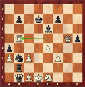 Rodriguez Vila-Mvl, Round 2; the black win still requires accuracy.