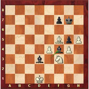 Mvl-Wojtaszek, black Bishops block the King!