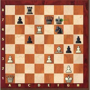 Mvl-Ding après 39…Rf7.