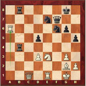 Yu-Mvl after 29.Rxa6.
