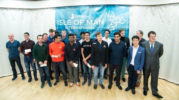 Pas mal de têtes connues avec Maxime, dans le groupe à 6/9 ! (Photo Chess.com/Maria Emelianova).