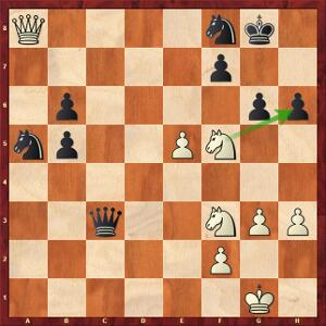 Mvl-Parligras, Round 5. A difficult decision.