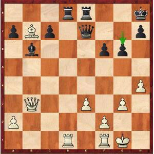 Carlsen-Caruana, Game 9; the only white game where the World Champion got an edge!