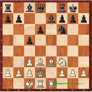 Carlsen-Caruana, Game 11; was Carlsen still in his prep?