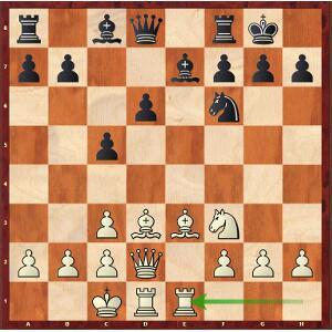 Carlsen-Caruana, Partie 11 ; Carlsen était-il dans sa prépa ?
