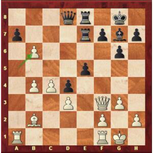 Topalov-Mvl, Blitz round 7.