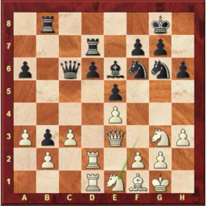 Karjakin-Mvl, Blitz ronde 17.