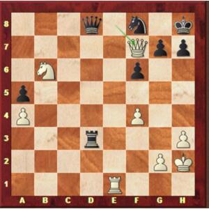 Mvl-Nepomniachtchi, Blitz round 18.