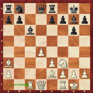 Malakhov-Mvl, ronde 1.