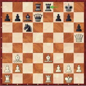 Mvl-Grischuk, Blitz round 3.