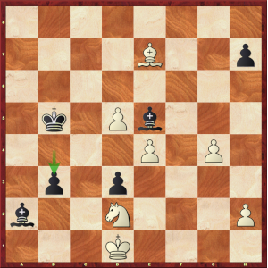 Ding Liren-Mvl, Blitz round 8.