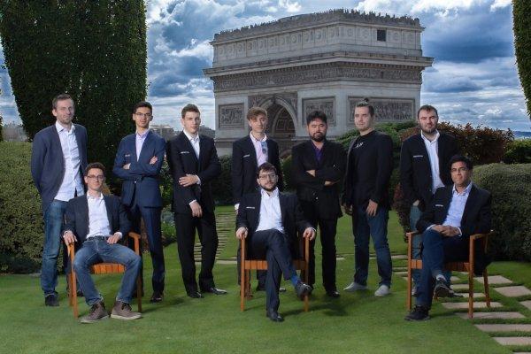 MVL, le Boss à Paris! (Photo: Justin Kollar, GCT).