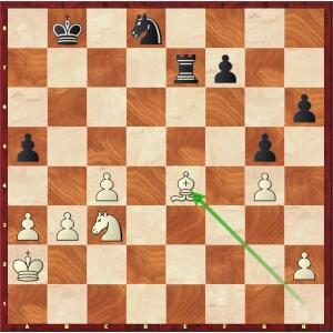 Topalov-Mvl, Riga, ¼ finale aller.