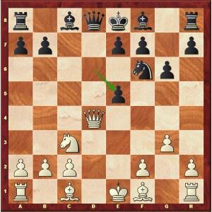 Mvl-Caruana, Paris Rapid, round 5.