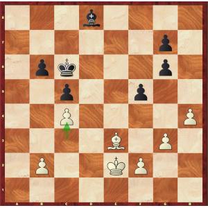 Mvl-Karjakin, Rapid Round 4.