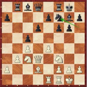 Mvl-Carlsen, Classic Round 11.