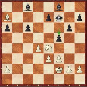 Aronian-Mvl, ¼ finale aller.