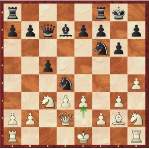 Aronian-Mvl, ¼ finale tie-break (1).