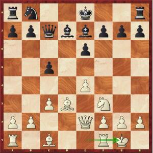 Radjabov-Mvl, 1/2 finale retour.